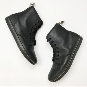 Dr. Martens | Shoreditch Greasy Ankle Boots